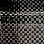 ผ้าคาร์บอน ลาย F1 หนา 6มิล