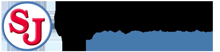 Logo ร้านเรซิ่นเอสเจ-ลำสาลี