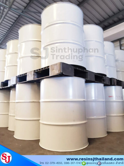 Polyester Resin เรซิ่น ถัง 230 กิโลกรัม